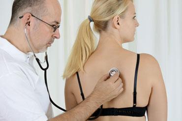 Inhalothérapie - Service offert à la Clinique de santé Jacques-Cartier